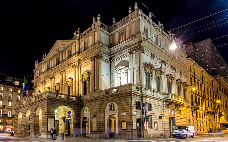 Картинки по запросу ла скала мілан італія