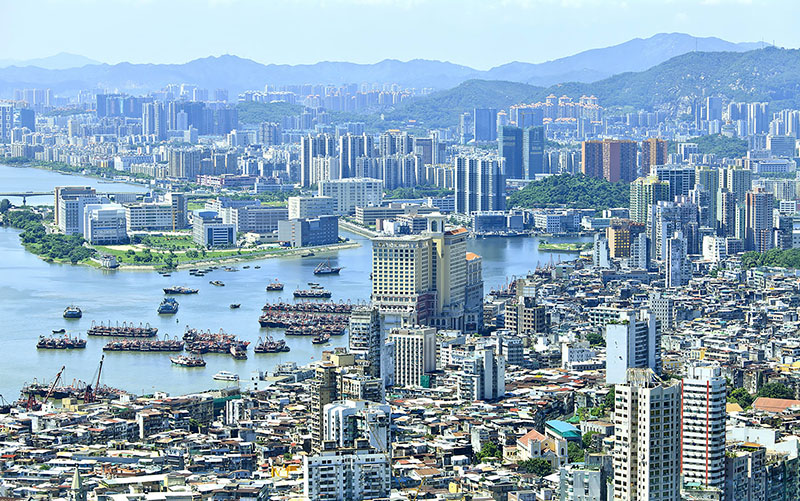 Из Гонконга в Макао на один деньИз Гонконга в Макао на один день