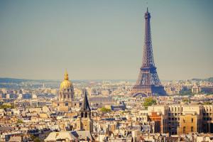 5 дней в Париже