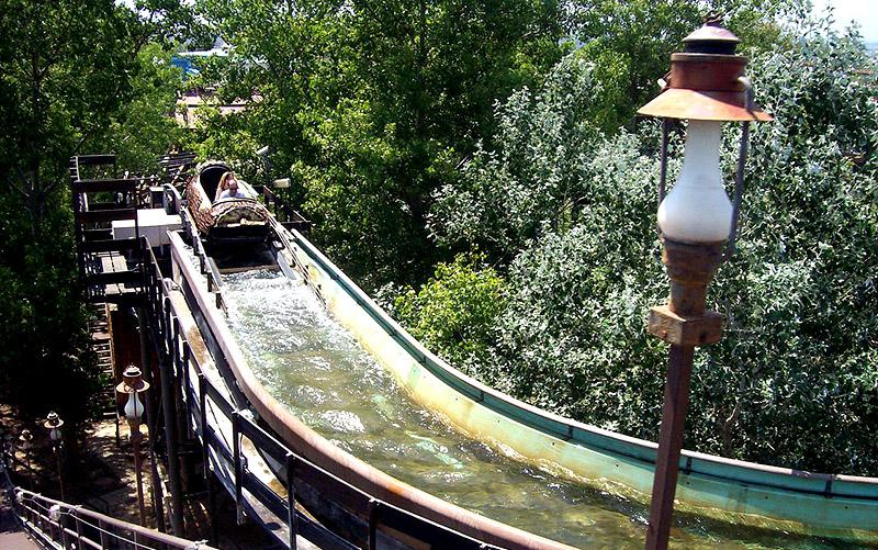 Канал Серебряной реки