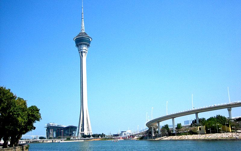 Башня Макао