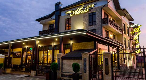 Отель Абрис в Сочи