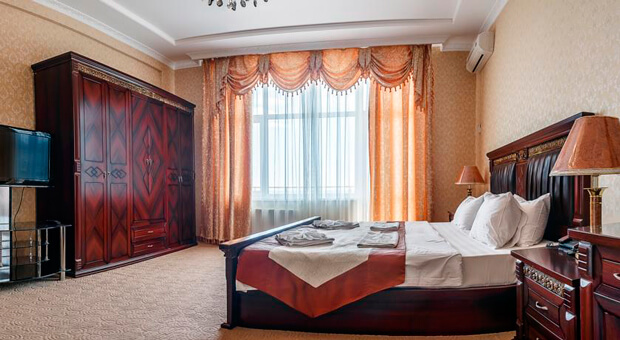 Отель Бартон Парк, Крым