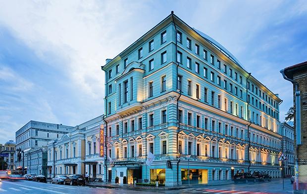 Голден Эппл Бутик-Отель 5*
