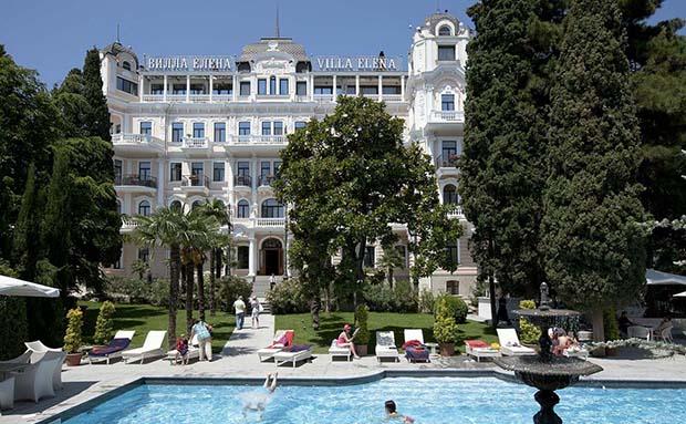 Отель Вилла Елена 5*