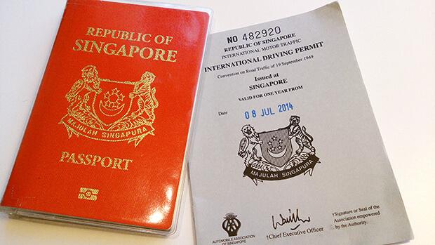Виза в Сингапур самостоятельно