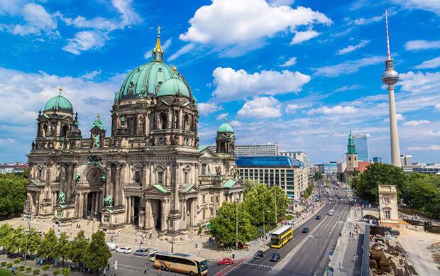 Путеводитель по Берлину: что посмотреть за 1 день, транспорт, развлечения