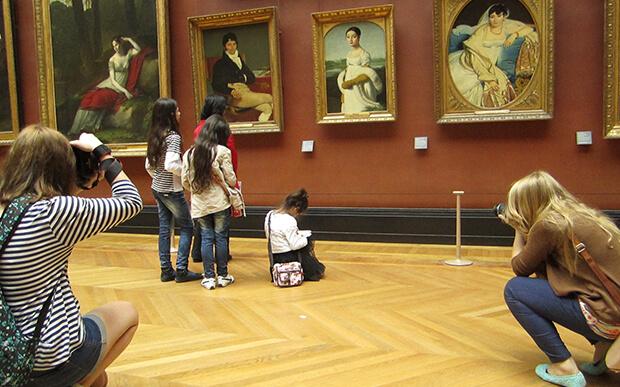 Парижский мир искусства