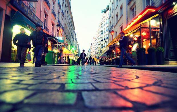 Все дороги ведут в Montorgueil