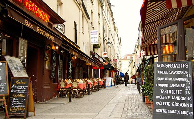 Улица Муфтар: парижский Арбат