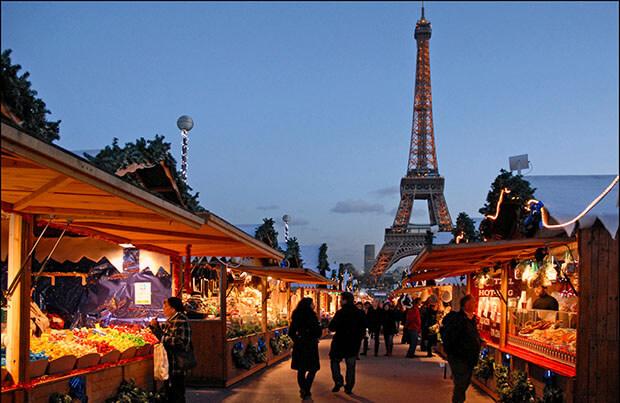 Париж завтрашнего дня