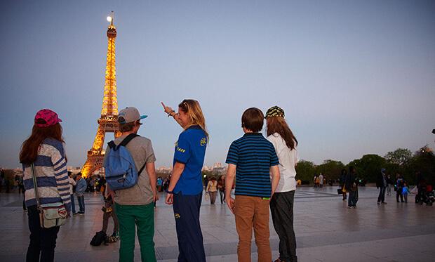 Лайфхак-тур по Парижу
