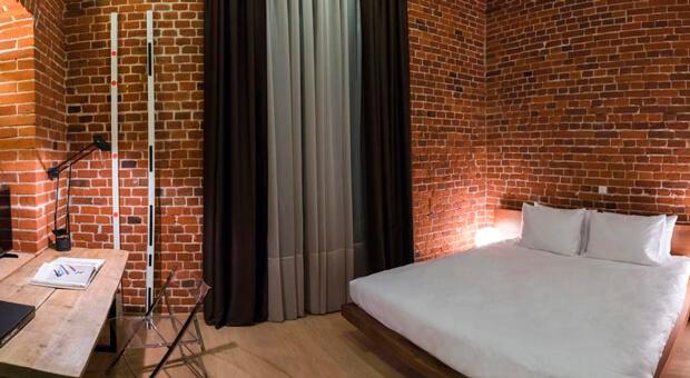 Brick Design Отель