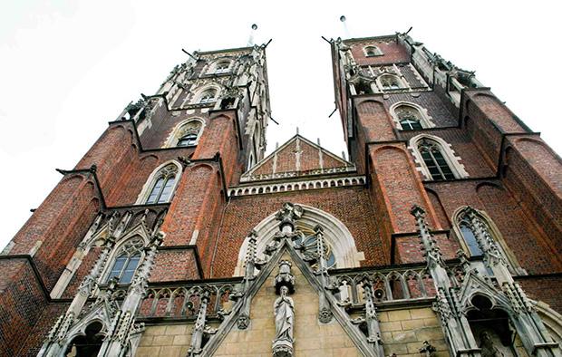 Вроцлавский Собор святой Марии Магдалины