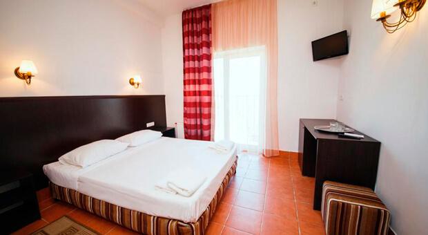 Отель Donna Rosa в Крыму