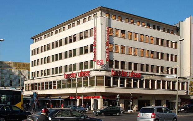 Музей эротики в Берлине