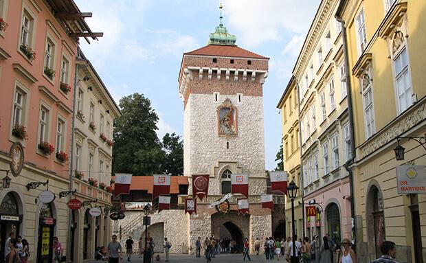 Флорианские ворота