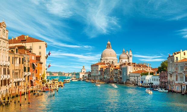Гранд-канал – главная водная артерия Венеции