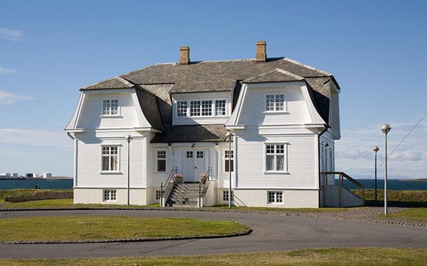 Дом Хёвди