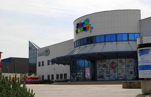 Краковский аквапарк