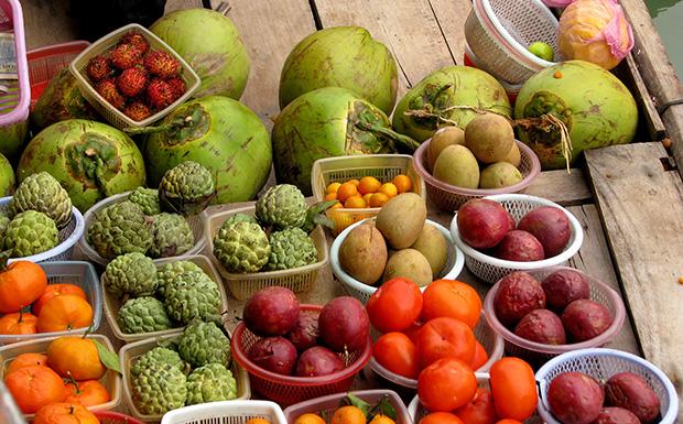 Какие фрукты привезти из Вьетнама