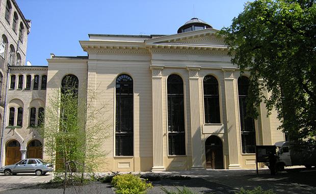 синагога «Под белым аистом»