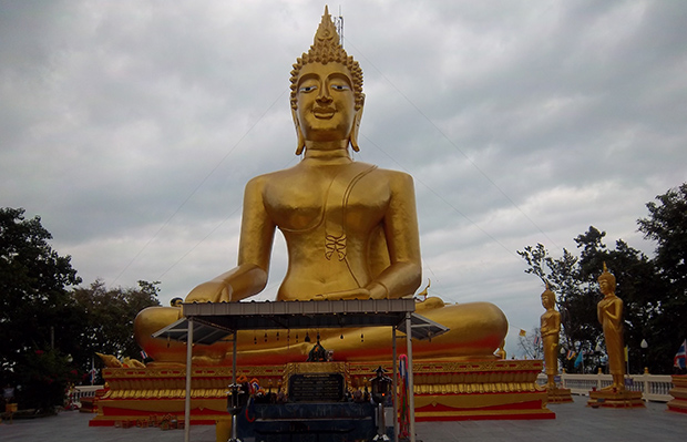 Холм Большого Будды (Big Buddha Hill) и смотровая площадка