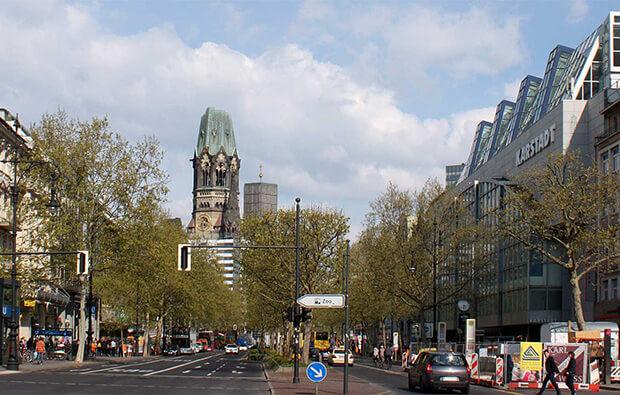 Курфюрстендамм (Kurfürstendamm)