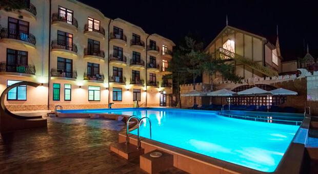 Довиль Hotel&SPA All Inclusive