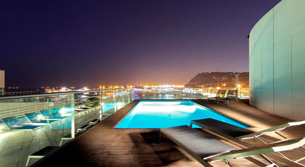 Отель Eurostars Grand Marina Hotel GL
