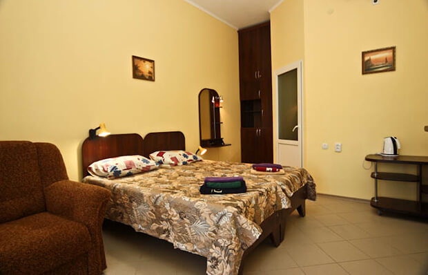 Отель Гринвич 3*