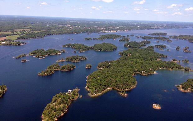 Национальный парк «Тысяча островов»