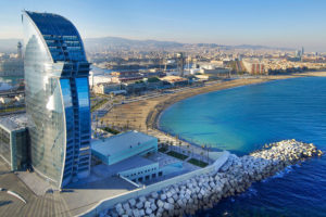 Отели в Барселоне на берегу моря