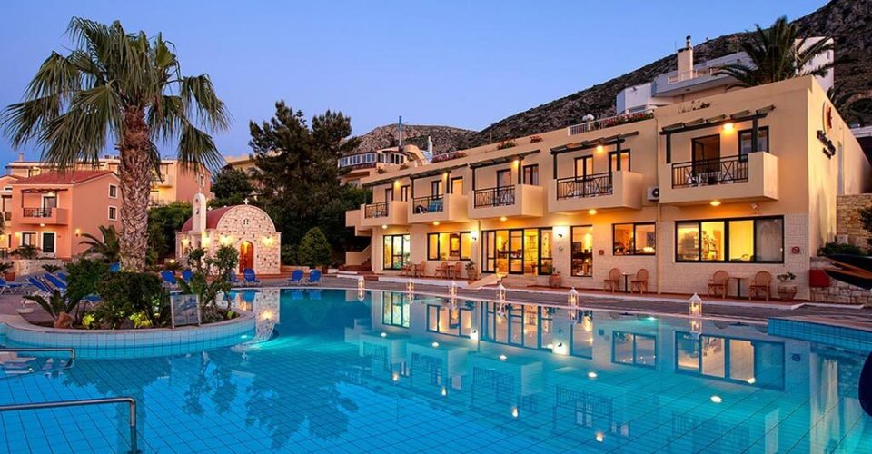 Крит - отзывы туристов на отдых в отелях Крита за 2017 ...