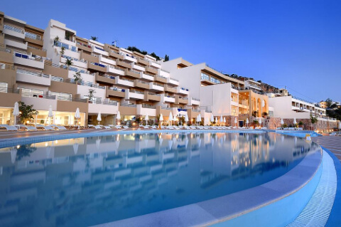 Blue Marine Resort and Spa Hotel - All Inclusive 4*, Крит