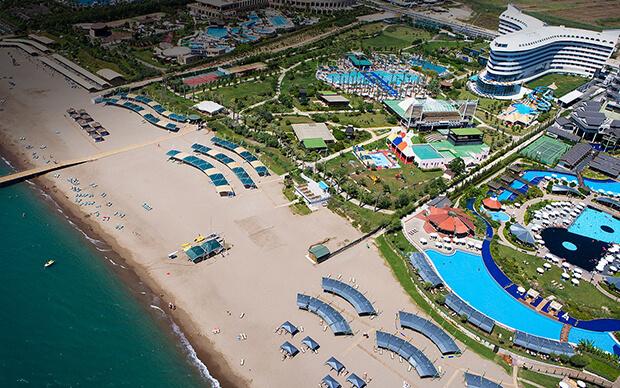 Concorde De Luxe Resort 5*