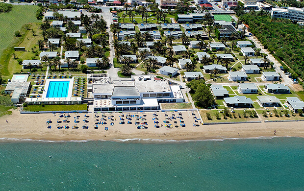 Creta Beach Hotel & Bungalows 4*
