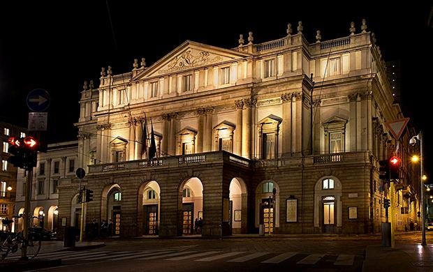 Театр оперы и балета Ла скала