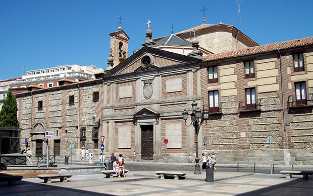 Монастырь-музей Las Descalzas