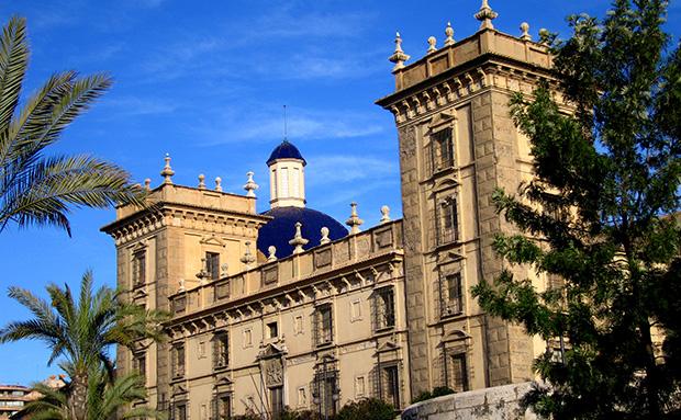 Музей изящных искусств Валенсии