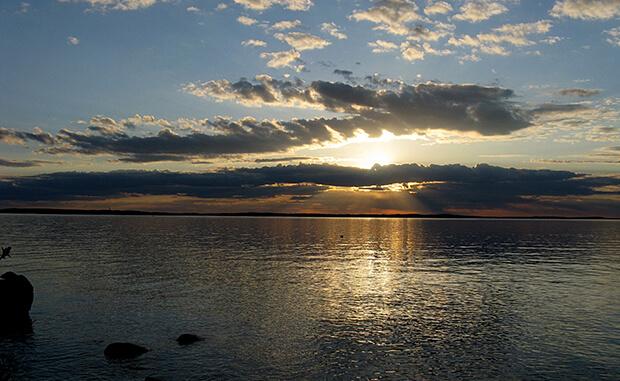 Озеро Нясиярви