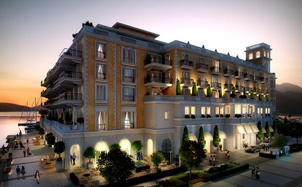 Regent Porto Montenegro 5*
