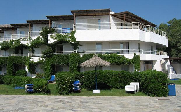 Отель Apollonia Beach Resort & Spa