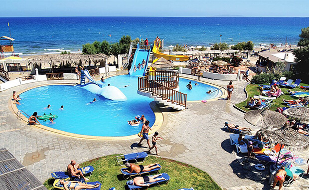 Отель Apollonia Beach Resort & Spa