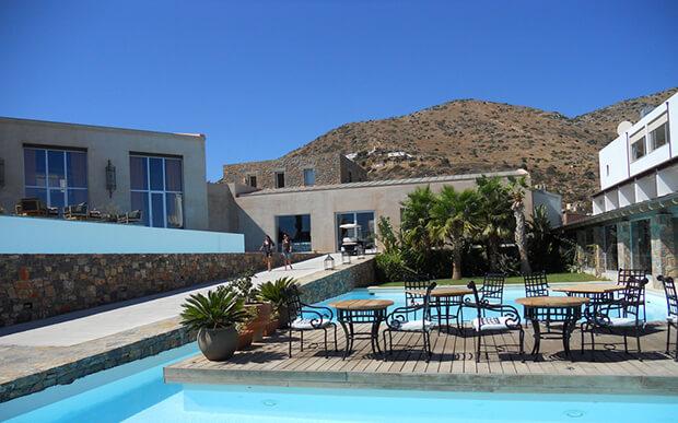 Отель Aquila Elounda Village Resort & Spa