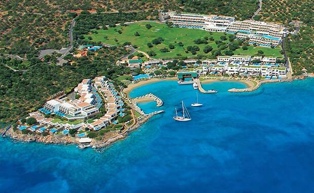 Отель Aquila Elounda Village Resort & Spa