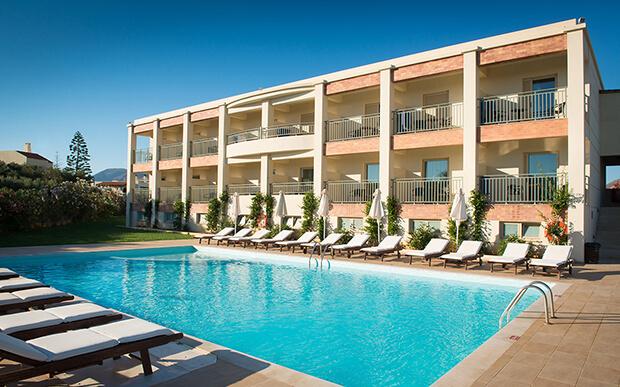 Отель Bella Beach Hotel