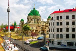 Популярные достопримечательности Берлина