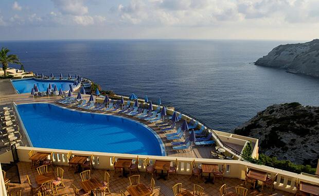Отель CHC Athina Palace Resort & Spa