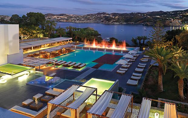 Отель Capsis Oh! All Suite Hotel Deluxe (Capsis Elite Resort)